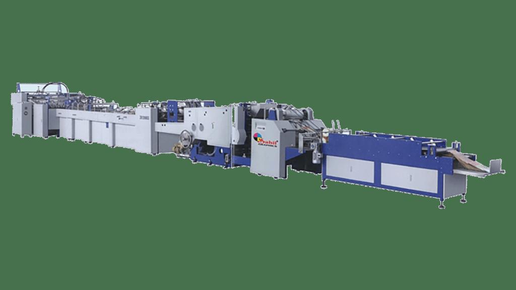fully automatic paper bag making machine sg 1200cs 430