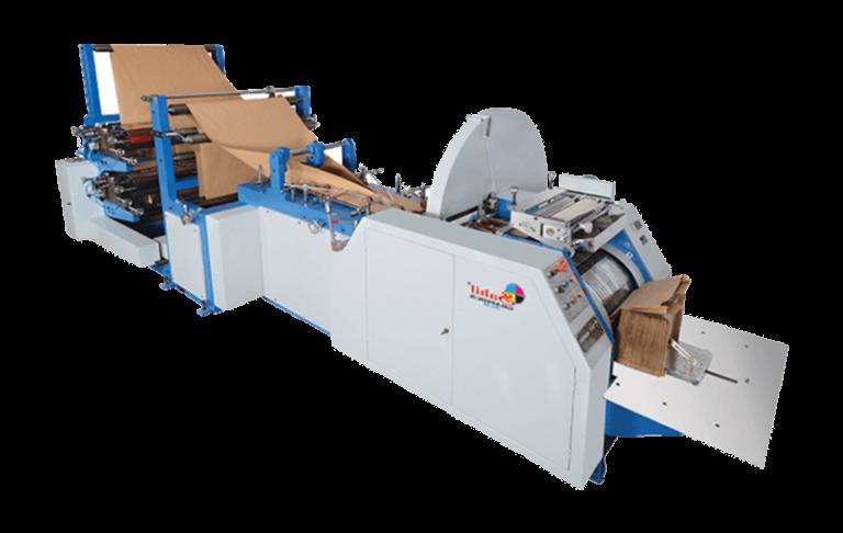 Paper Bag Making Machine 768x486